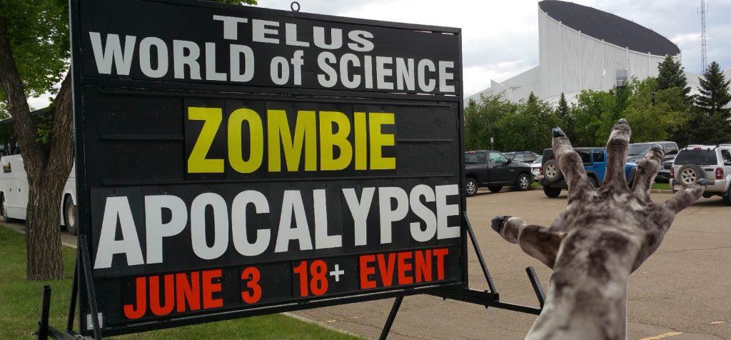 TWOSE Zombie Apocalypse
